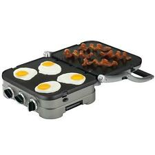 Cuisinart GR-4 4-in-1 Grill/Griddle And Panini Press