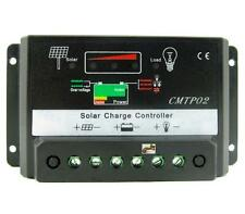 20A MPPT Solar Panel Battery Regulator Charge Controller 12V 24V Auto Switch LN