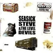 "SEASICK STEVE & THE LEVEL DEVILS ""CHEAP"" CD NEU"