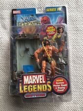 Marvel legends Weapon X Wolverine Toy biz Action figure