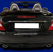 Mercedes R171 SLK Chrome Boot lid Trunk lid handle SLK200 SLK280 SLK350 SLK55