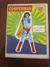 ALICE COOPER Cooperman AUTOGRAPHED 2004 Golf Program