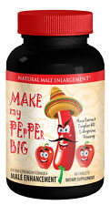 "Ginseng Blend - ""Make My PEpPEr Big"" - Sexual Energy - 60 Tablets"