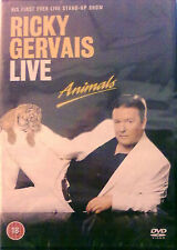 RICKY GERVAIS LIVE DVD (STILL WRAPPED/SEALED)