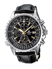 Casio Edifice Herren Armbanduhr Chronograph Quarz Uhr EF-527L-1AVEF