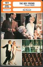 THE BOY FRIEND - Twiggy,Gable,Windsor,Russell (Fiche Cinéma) 1971