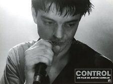 SAM RILEY ANTON CORBIJN CONTROL 2007 VINTAGE LOBBY CARD #2  JOY DIVISION