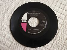 BILLY J KRAMER AND THE DAKOTAS THEY REMIND ME OF YOU/GOTTA LAST FOREVER IMPERIAL