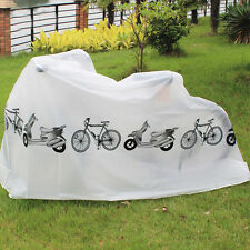 Bike Bicycle Cycling Rain Dust Cover Waterproof Garage Outdoor Scooter Protector