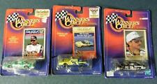 Nascar Lot of 3 Dale Earnhardt 1:64 Scale Collectors Cars 1997-1998-1999 Hasbro