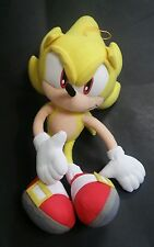 Sega Sonic the hedgehog yellow plush