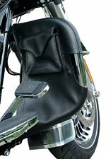 Kuryakyn Engine Guard Chaps With Drink Holder and Pocket For H-D FLHR/T/X FLT
