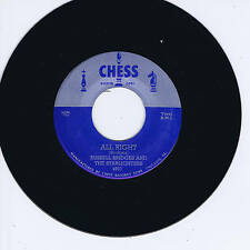 RUSSELL BRIDGES (aka Leon Russell) - ALL RIGHT (HOT 50s ROCKABILLY) RE-ISSUE