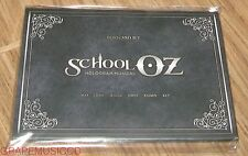 SCHOOL OZ MUSICAL SMTOWN COEX Artium OFFICIAL GOODS EXO SHINEE f(x) POSTCARD SET