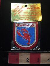 Canada NEW BRUNSWICK Patch North America Canadian Crest Emblem 72K5