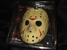 NIP Friday The 13th Movie Jason Voorhees Hockey Prop Replica Face Mask Cosplay