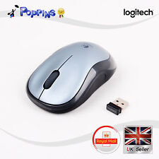 New Genuine Logitech Wireless Mouse M225 grey (Not In Box)