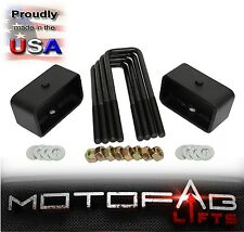 "3"" Rear Leveling lift kit for 1999-2006 Chevy Silverado Sierra GMC MADE IN USA"