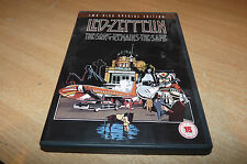 LED ZEPPELIN - THE SONG REMAINS THE SAME - 2 DISC SPECIAL EDITION - DVD SET