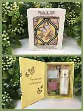 PAUL & JOE BEAUTE EYE COLOR SET CS 086 FAIRYTALE 3 PIECE SET ~ NEW IN BOX! ��