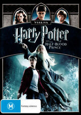 HARRY POTTER And The Half-Blood Prince DVD BRAND NEW SEALED TOP 1000 MOVIES R4