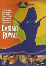 DVD  //  CASINO ROYALE ( 1967 )  //  Peter Sellers  /  NEUF cellophané