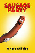 Sausage Party (DVD 2016) Adventure, Comedy, Animation*