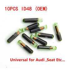 Hot Sale 10pcs/lot Car key ID48 Transponder Chip (OEM)-Tango Pro Copy ID48 Chip