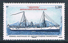 French Antarctic/TAAF 2016 Ship Valdivia 1v MNH
