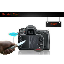 9H Tempered Glass Screen Protector Film For Canon EOS 5D 3 Mark III iii M3