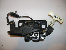 GRAND PRIX  IMPALA  TRUNK LATCH release LOCK Power 1997 1998 1999 2000 2001 2002
