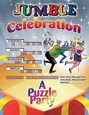 Jumble Celebration: A Puzzle Party (Jumbles), Tribune Media Services, New Books