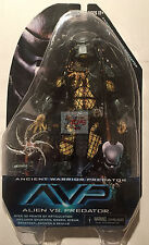 "ANCIENT WARRIOR PREDATOR AVP NECA Series 15 Alien & Predator 2016 7"" Inch FIGURE"