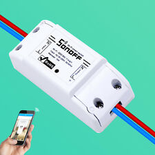 WiFi Smart Switch Timer IOS/Android APP Fernbedienung Zuhause Steckdose Socket