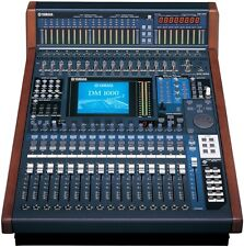 YAMAHA DM1000 VCM V2 Digital Mixer Latest Firmware $1499.00
