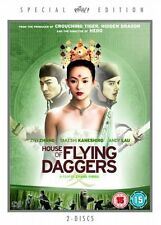 House Of Flying Daggers Special Edition DVD New Sealed Original UK Release R2