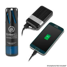 Portable Charger back up battery power Bank phone game console + Screen Cleaner