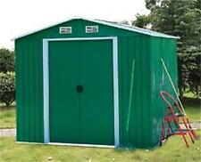 NEW STEEL GARDEN SHED ( 10' x 10 ' ft ) 9M²