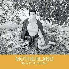 NATALIE MERCHANT Motherland CD NEW SEALED