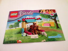Lego Friends Instruction Booklet 41089 Book Manual ONLY