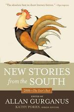 New Stories from the South: The Year's Best, 2006 (New Stories from the South)