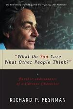 What Do You Care What Other People Think?: Further Adventures of a Cur-ExLibrary