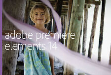 Adobe Premiere Elements 14 windows + MAC Disk with Key included *Cheapest Online