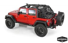 2007-2016 Jeep Wrangler Unlimited C.RES2 HD Restraint Cargo Net Military Grade