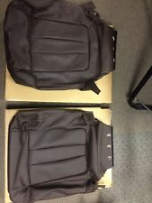 2015 BMW X5 Leather Cover For Basic Seat
