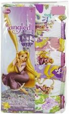 Disney Little Girls' 7 Pack Tangled Underwear Assorted - Size 4 - NEW