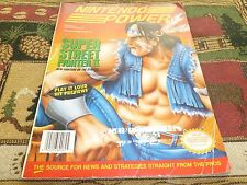Nintendo Power Magazine Super Street Fighter II July Volume 62