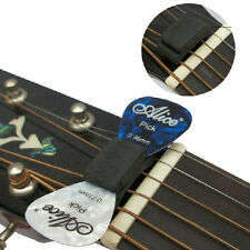 Wedgie Bass Guitar Headstock Pick Holder - With 1 Free Rubber Pick