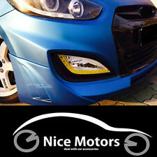Front Bumper Under Cover Lip For Hyundai Accent Solaris Verna 2011-2014