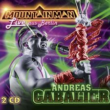 ANDREAS GABALIER - MOUNTAIN MAN-LIVE AUS BERLIN  DOPPEL-CD NEU